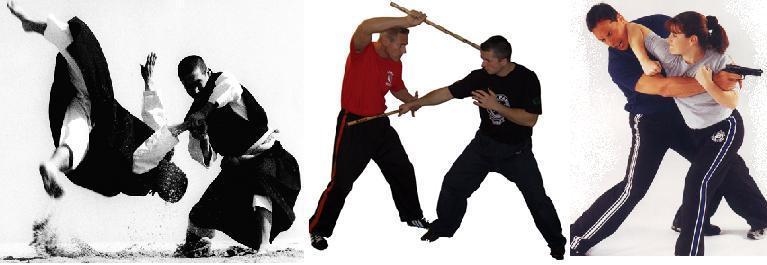 Clases gratis de Defensa Personal y Artes Marciales