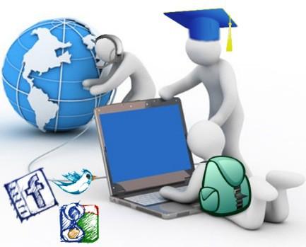 Curso de tecnologia en educacion estudiantes internet redes sociales