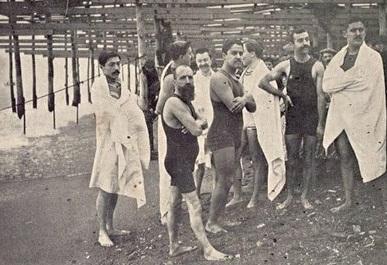 Fotografia Historia de la Natacion